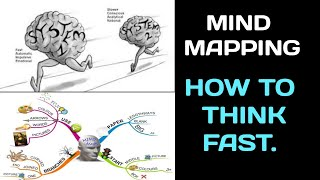 How to Think Fast | What is Mind Mapping | Mind Mapping GK | How to Increase Your Thinking Power