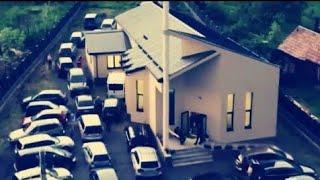 2021 08 08 Biserica Penticostala Tabor Deda, Inaugurare