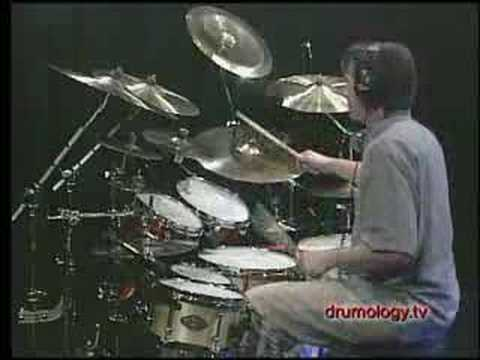Neil Garthly - 21st Century Drum Set Demo