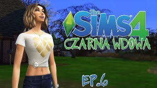 The Sims 4 Czarna Wdowa #6 Sezon 2