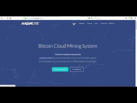 Three Easy Bitcoin Cloud Miner | Free Bonus170 GH/s - смотреть
