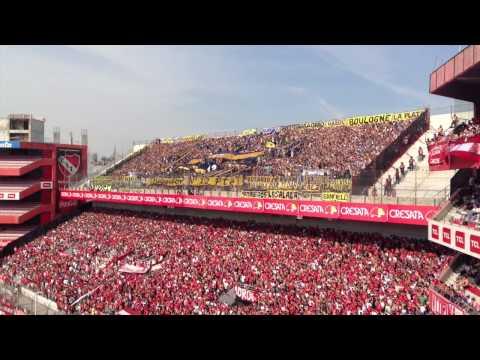 """La 12 Independiente-Boca Juniors Buenos Aires Argentina"" Barra: La 12 • Club: Boca Juniors • País: Argentina"