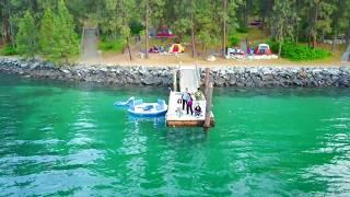 Lake Chelan Camp Site
