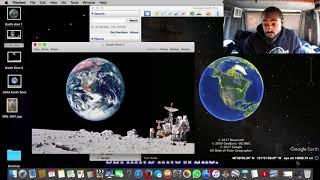 Google Earth DEBUNKS NASA's Pictures of Earth! Flat Earth