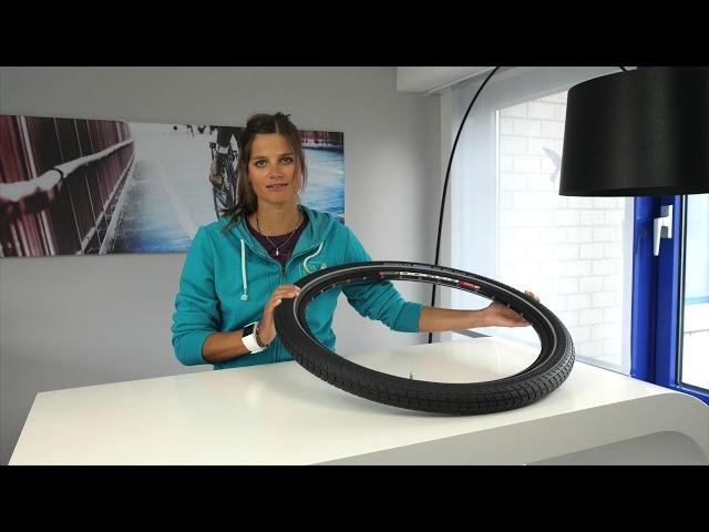 Schwalbe Unisex/'s Big Ben Plus GreenGuard Tyre 24 x 2.15 Black