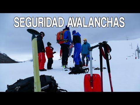 Seguridad en montaña: APS, freeride y el peligro de las avalanchas.