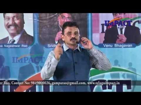 Fear | Uday Kumar | TELUGU IMPACT Hyd 2015