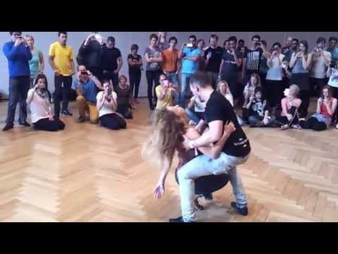 Korke & Judith Frankfurt Salsa Festival 2015