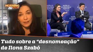 """Nomeada por Moro e """"desnomeada"""" por pressão bolsonarista, Ilona Szabó detalha episódio e repercussão"""