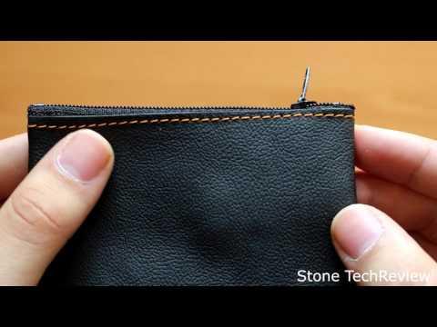 Amazon Produkttester Unboxing Lederprinz® | Schlüsseletui Schwarz | echt Leder Schlüsseltasche