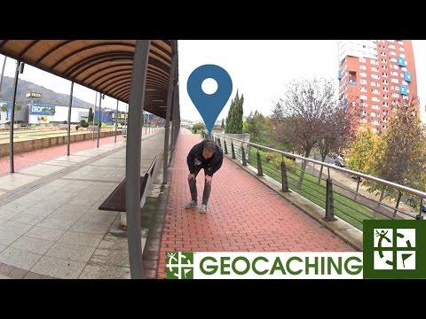 Probando Geocaching