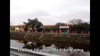 preview picture of video 'Từ cầu Tràng đến TP Hưng Yên. 2012'