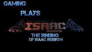 BlueGaming plays The Binding of Isaac REBIRTH Ep.1