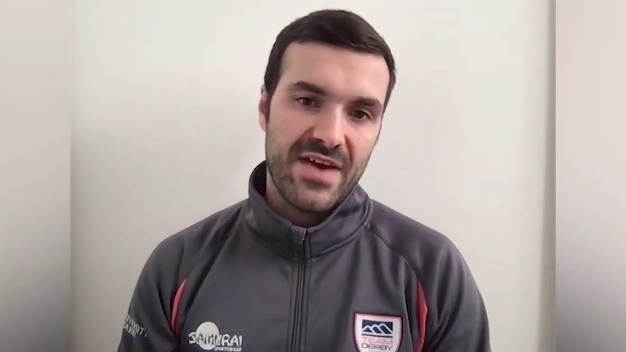 FdSc Sport Performance and Analysis Programme Leader, Dr Luke Gibson.