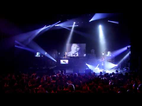 15 - WAX TAILOR - The Tune (Live Paris, Olympia 2010)
