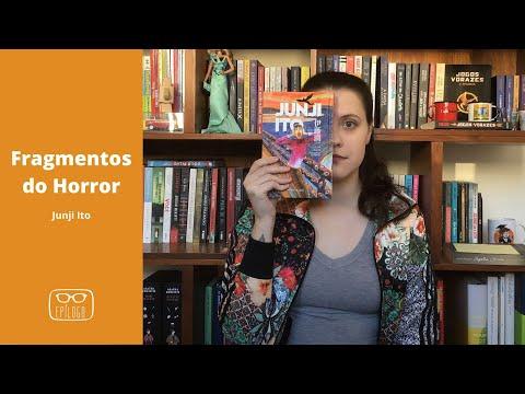 Fragmentos do Horror (Junji Ito) | Epílogo Literatura