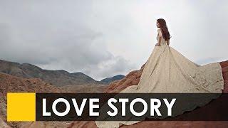 Лучшая love story Кыргызстана 2015! Бишкек. Кыргызстан. Love Story и свадьбы от Студии Сентябрь
