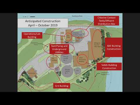 Peirce Island Waste Water Treatment Facility Upgrade 4.17.2019