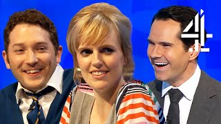 Holly Walsh's Funniest Moments on 8 Out of 10 Cats Does Countdown!