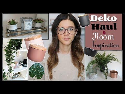 DEKO HOME HAUL ● Einrichtung / Interior / Room Inspiration & Ideen 2018 ● IKEA | DEPOT | H&M
