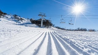 The New Leichhardt Quad Chairlift Is Open!