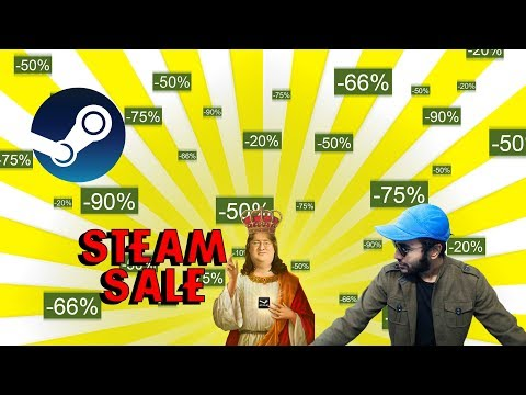 STEAM Summer SALE 2019 What to Buy? SUPER TUXON