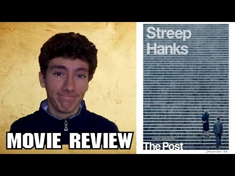 The Post [Political Thriller Movie Review]