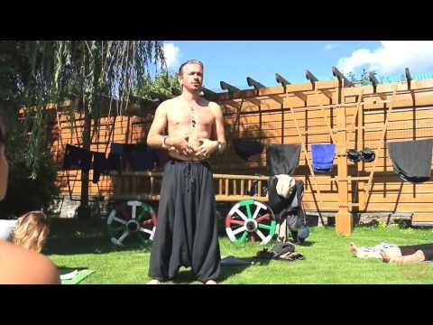 Ишвара йога. Анатолий Зенченко. Секреты правильного выполнения Наули