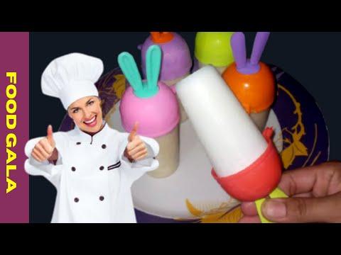 Khoye wali Kulfi ghr main bnany ka trika || Food Gala