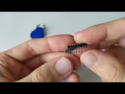 RC522 RFID RF IC Card Sensor Module Writer Reader IC Card Wireless Module For Arduino from Banggood