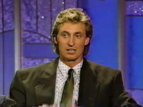 Arsenio Hall Show  Wayne Gretzky  Interview  Oct 6 1989