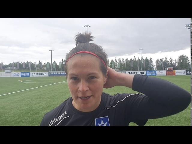 Erin: Auðveld ákvörðun að koma til Íslands