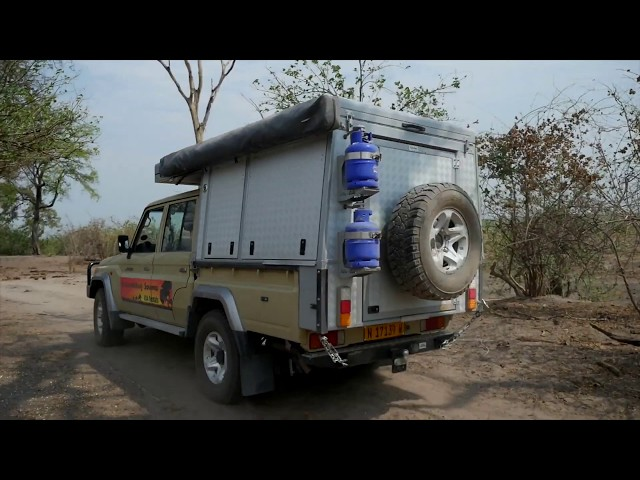4x4 Rental Maun | Simplified Self Drive Safaris | 4x4 Hire