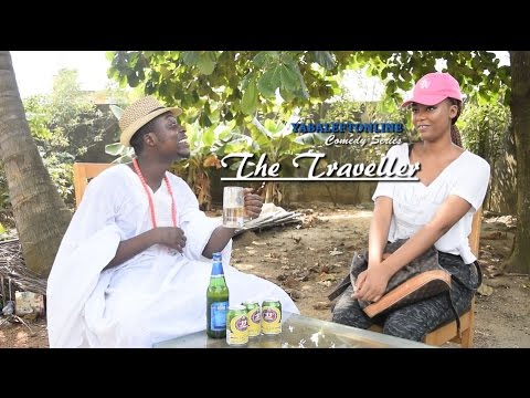 The Traveller - YabaLeftOnline Comedy Series, Episode 20