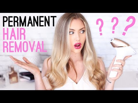 TRYING IPL HAIR REMOVAL AT HOME // NEW Philips Lumea Prestige IPL
