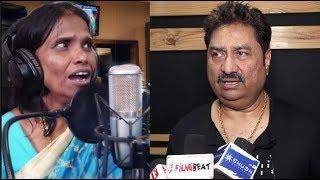 Veteran singer Kumar Sanu Ready To Sing Duet With Ranu Mondal