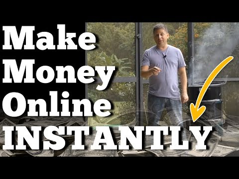Instant Affiliate Commissions Make Money Online Instantly