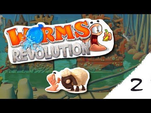 Worms Revolution 2 # Ešte viac failov
