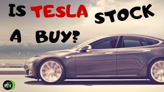 IS TESLA STOCK A BUY?  (NOT SURE WATCH THIS)