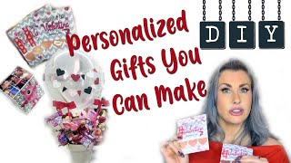 3 Personalized Gifts You Can Make