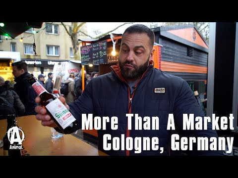 More Than A Market With Evan Centopani | Cologne, Germany