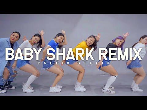 Baby Shark (Trap Remix)  | SUN-J choreography