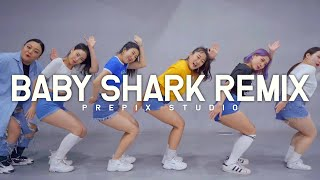 Baby Shark (Trap Remix)  | SUN J Choreography
