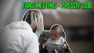 FANS MEETING - PREŠOV 2018│MAKO SK