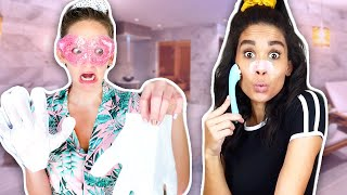 The ULTIMATE At Home Spa Day - everything under $20! by Clevver Style