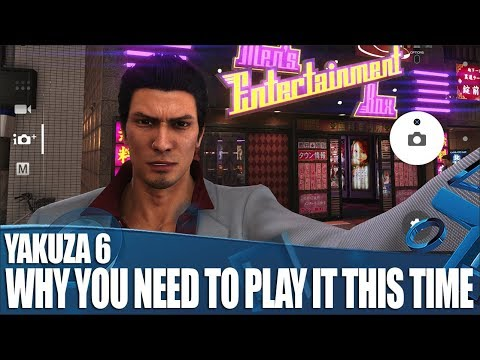 Yakuza 6 – Why You Need To Play It This Time – Interview