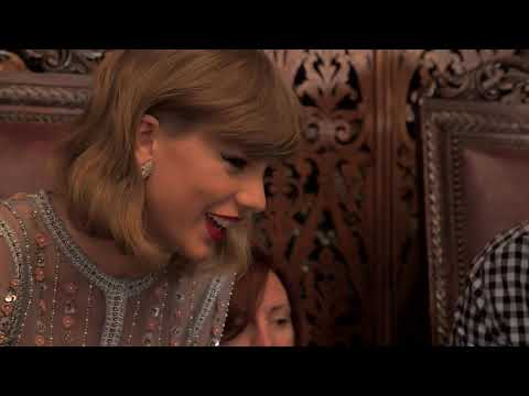 Blank Space Behind The Scenes - Taylor Swift