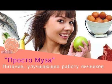 Питание улучшающее работу яичников