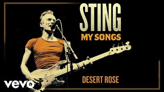 Sting Desert Rose (feat. Cheb Mami)
