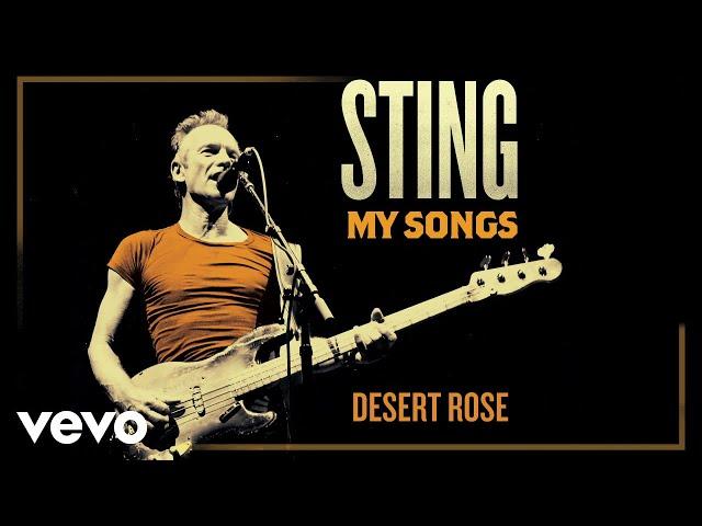 Sting Desert Rose (feat. Cheb Mami)